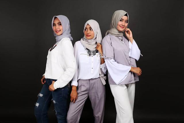 Tren hijab terbaru 2019