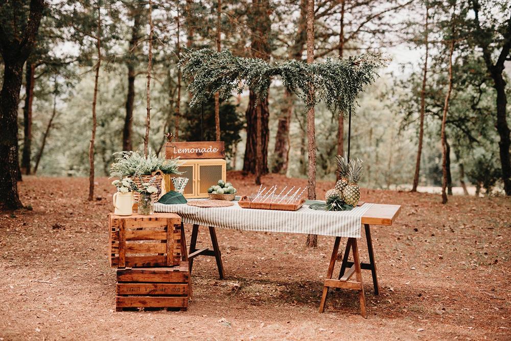 La magia de celebrar en el bosque_33