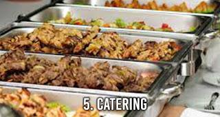 Catering adalah salah satu bisnis yang menguntungkan saat moment Natal