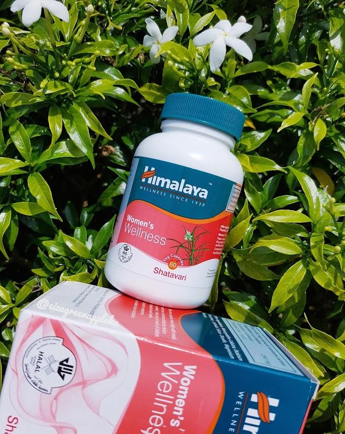 Himalaya Women Wellness dan Joint Wellness untuk kesihatan.
