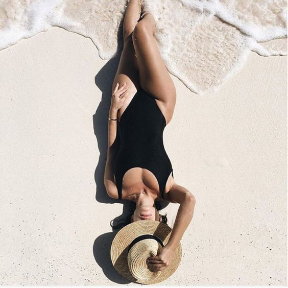 20 fotos tumblr na praia sozinha
