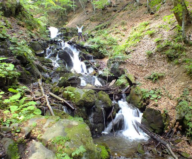 Водопад Верхний Шипот