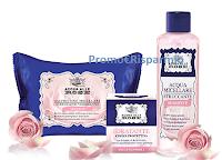 Logo Concorso ''Fresca e Delicata'' : con Acqua alle Rose vinci buoni spesa H&M da 150€