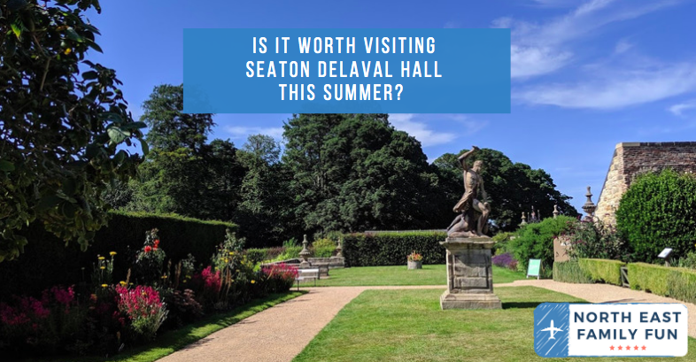 Is it Worth Visiting Seaton Delaval Hall this Summer?