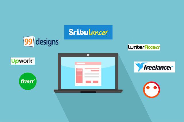 10 Situs Freelance Terbaik dan Terpercaya Untuk Kerja Online