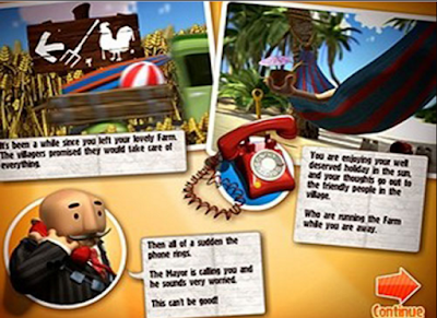 尤達農場2:拯救村莊(Youda Farmaer2:Savethe Village),模擬農場經營!
