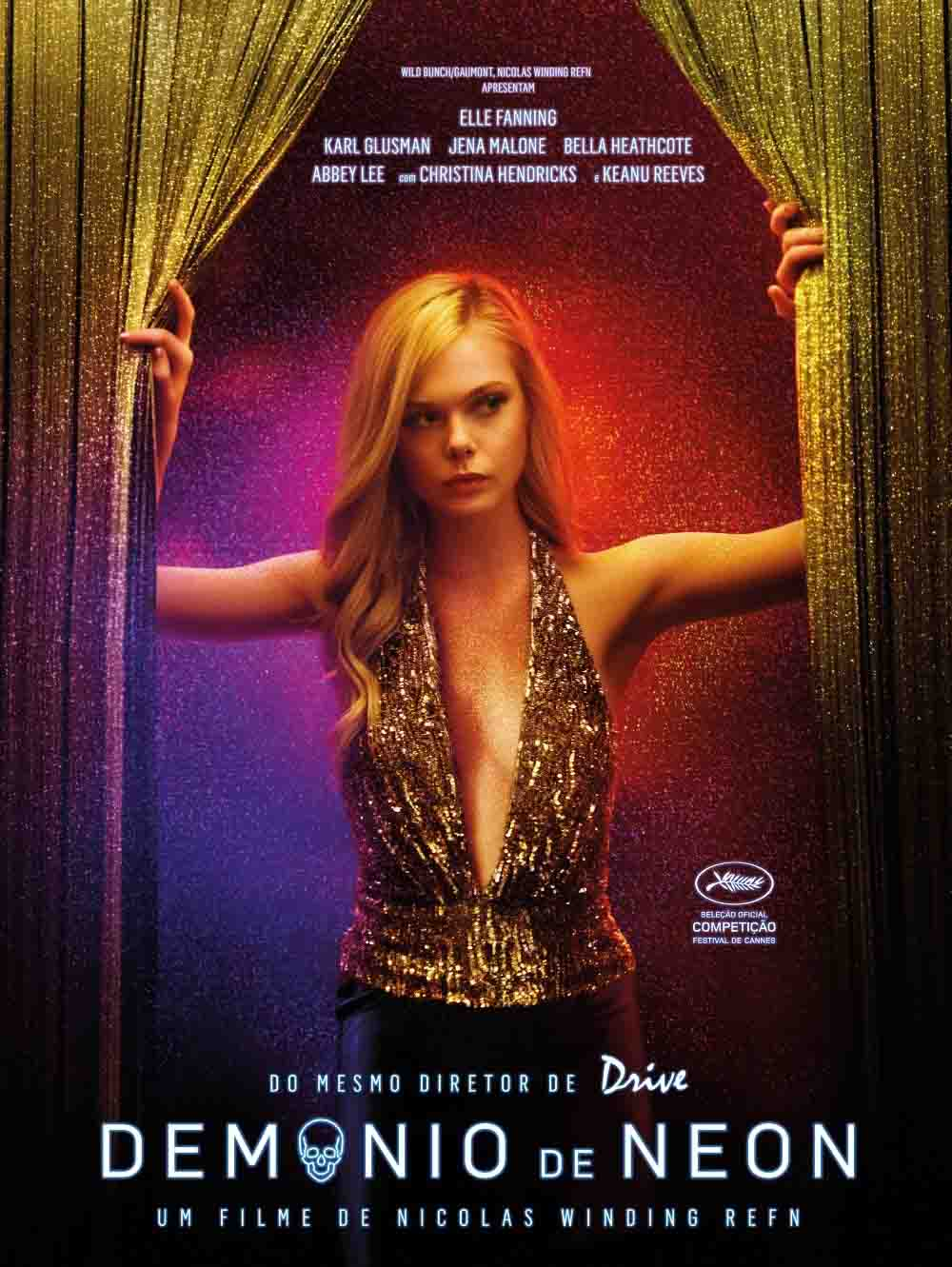 Demônio de Neon Torrent – BluRay 720p e 1080p Dual Áudio