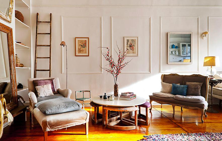 Eclectic Decor - The Cottage Market