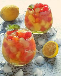 Ide Resep Es Buah /Fruit Cocktail
