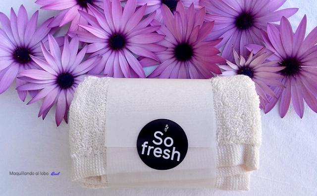 Jabón para pieles sensibles de Ringana