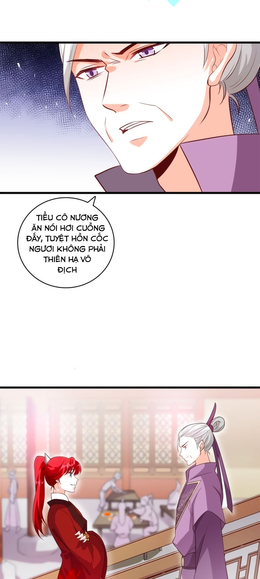 Phản Phái Nữ Đế Lai Tập chap 31 - Trang 27