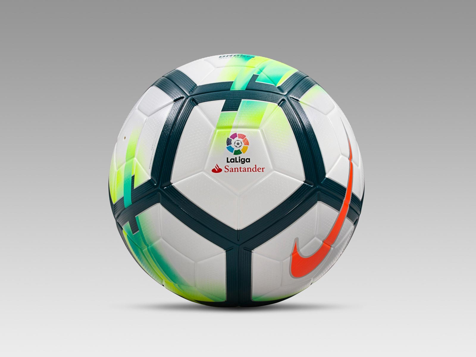 nike la liga 201718 ball released footy headlines