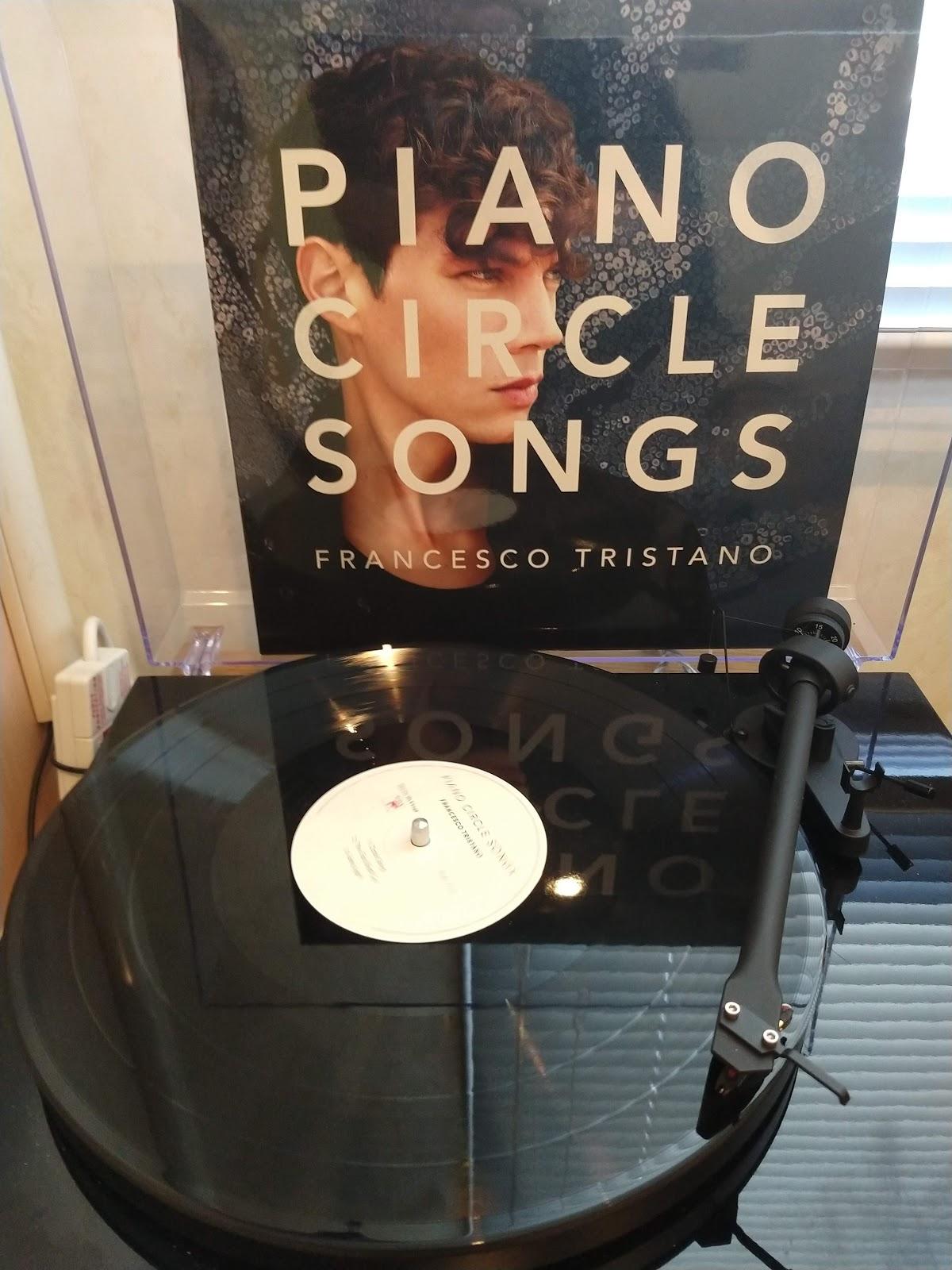 Ted's Salmagundi: Francesco Tristano - Piano Circle Songs