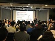 王永福(福哥)《教學的技術》新書發表會,第一場與第八場的相遇記