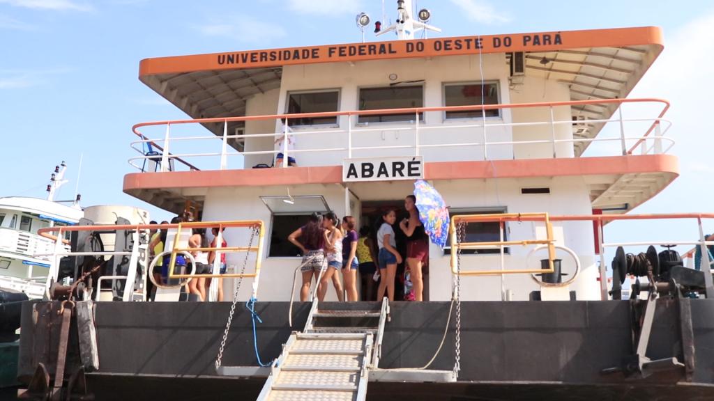 Com 2 médicos infectados por covid-19, Ufopa paralisa expedição do Abaré pela 2ª vez
