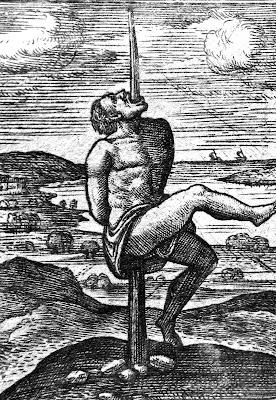 الخازوق و الإعدام بالخوازيق