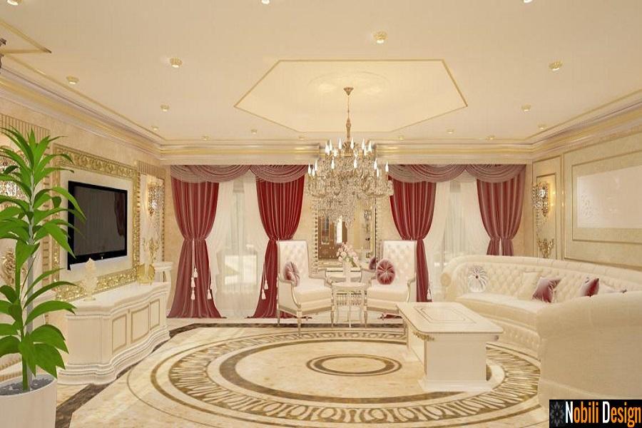 Nobili Design | Design interior casa de lux Bucuresti - Amenajare interioara casa clasica Bucuresti.