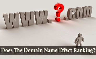 Does the Domain Name effect ranking?