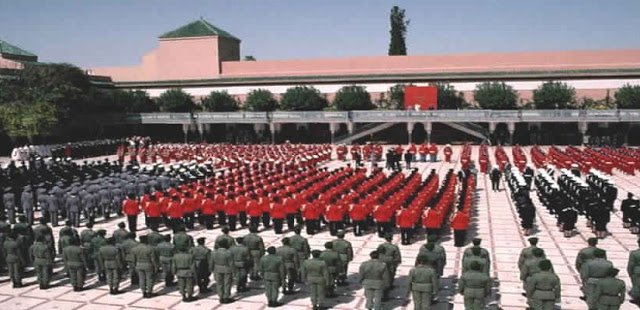 مدارس القوات المسلحة الملكية البحرية والجوية والصحة العسكرية والأكاديمية الملكية العسكرية