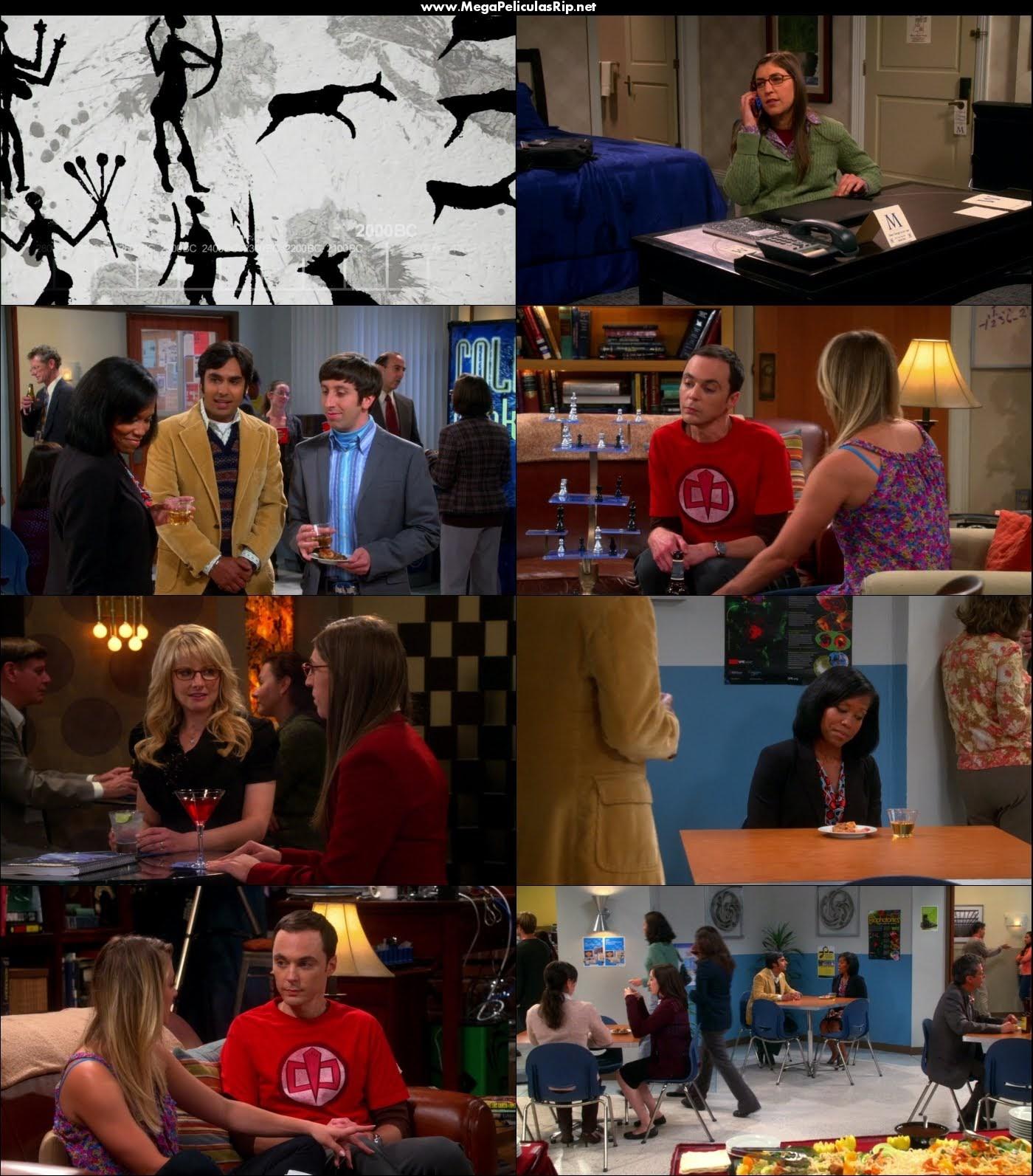 The Big Bang Theory Temporada 7 1080p Latino