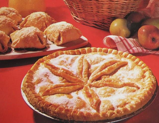 Recept på två olika äppelpajer