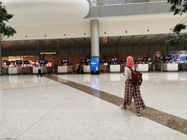 Traveling ke Singapura saat Virus Corona mewabah
