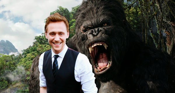 Tom Hiddleston Skull Island