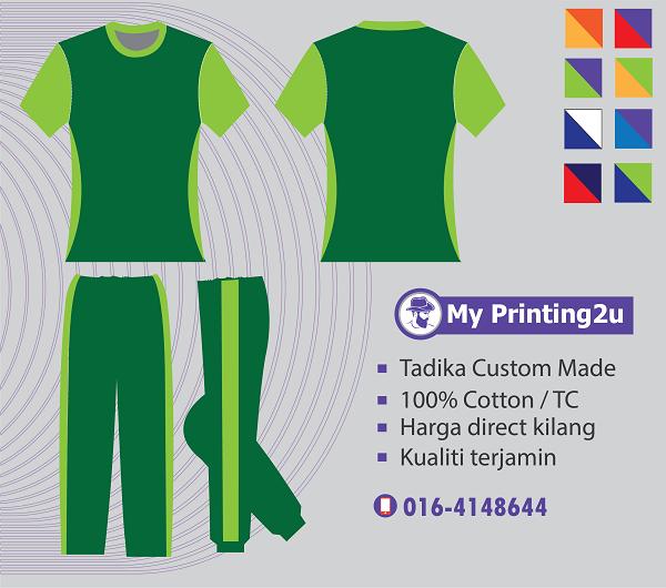 custom made tadika