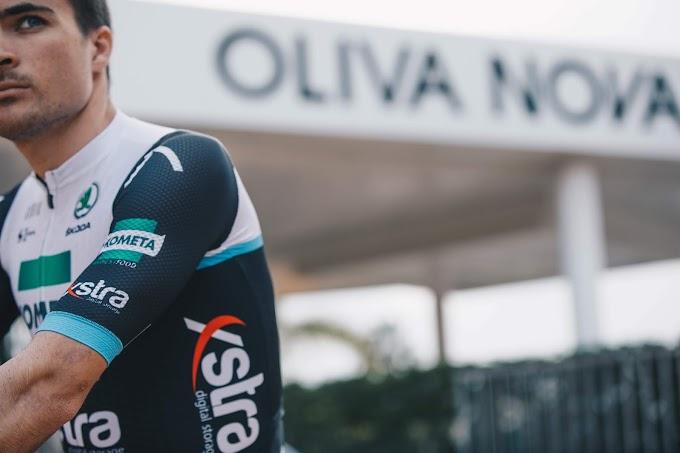 La presentación del Kometa - Xstra Cycling Team será en Oliva Nova Beach & Golf Resort el 27 de enero