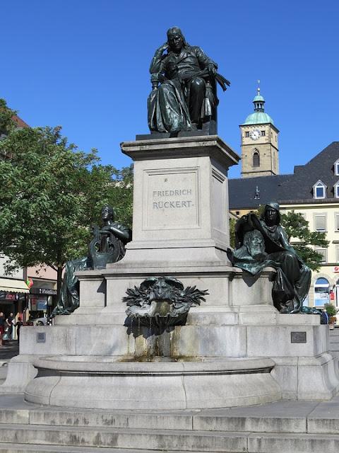 Marktplatz von Schweinfurt