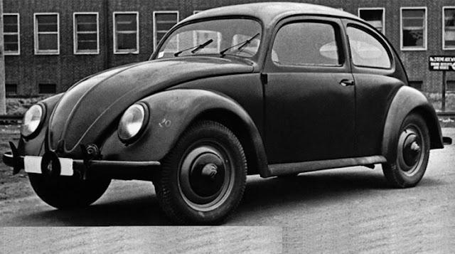 Datos curiosos Volkswagen Sedán