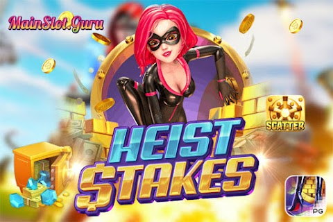 Main Gratis Slot Heist Stake (PG Soft)   96.72% RTP