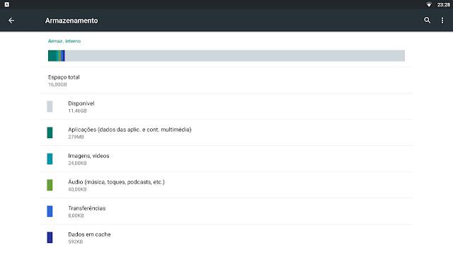 Análise Box Android Beelink M18 23