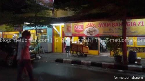 RM Ayam Bahagia 71 (Hj Sunarti) Cirebon.