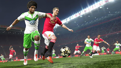 Download PES 2016 Highly Compressed Game For PC