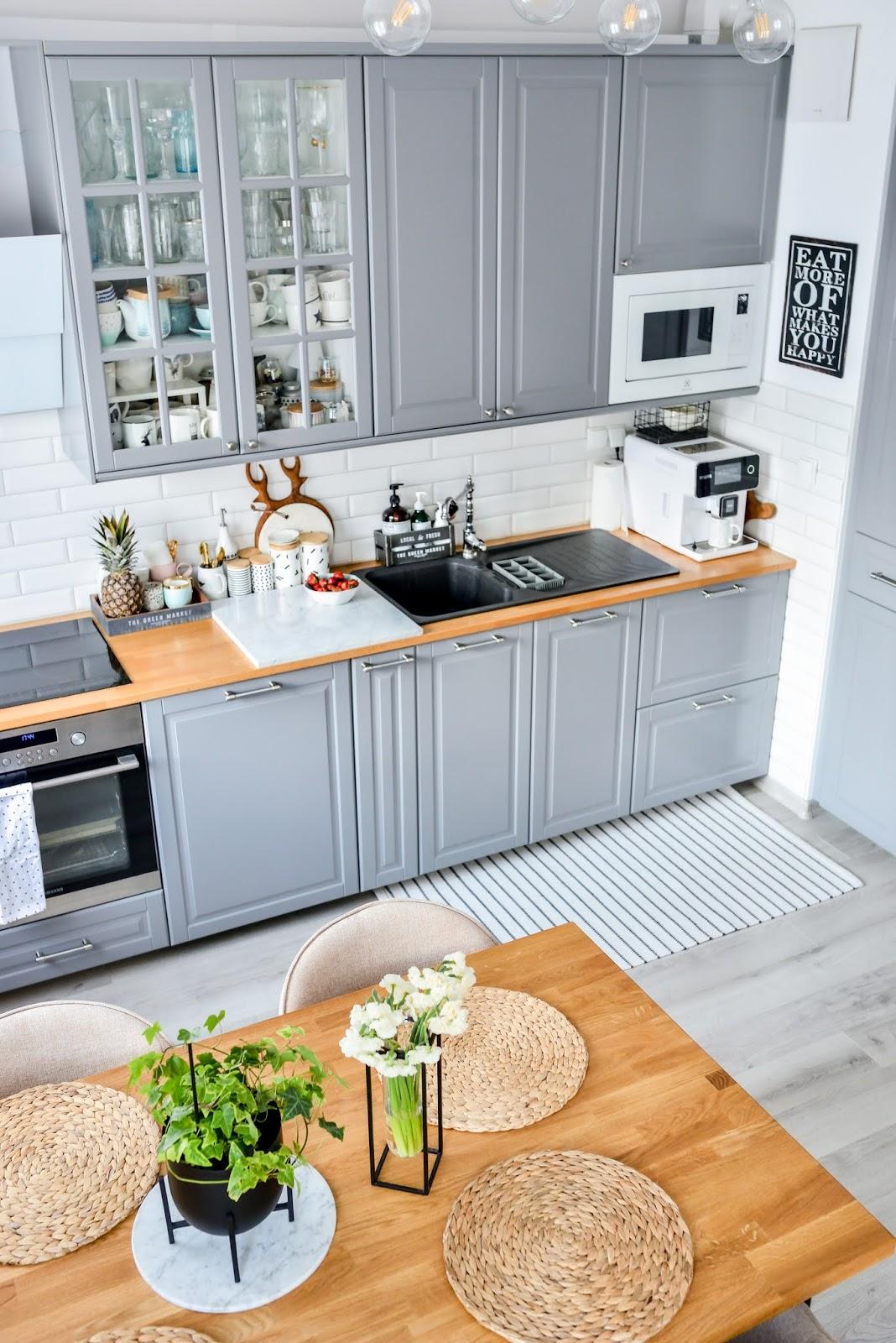 Organizacja Kuchni Z Ikea Funkcjonalnosc I Wygoda Smykwkuchni