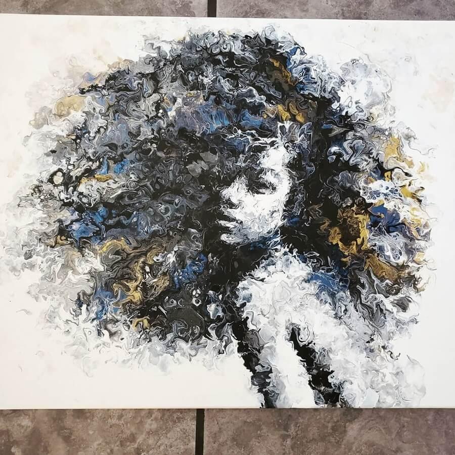 03-Acrylic-Portrait-Liz-Y-Ahmet-www-designstack-co