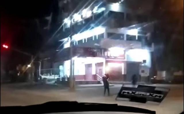 Video: Sicarios desobedecieron la orden de Los Chapitos, ahora sentirán la furia con AK-47 y AR-15 tumban cámaras de vigilancia en Culiacán