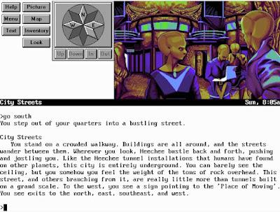 Aventura interactiva Gateway II Homeworld