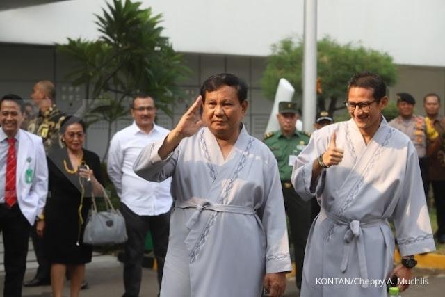 Prabowo, Jenderal Takut Jarum Suntik