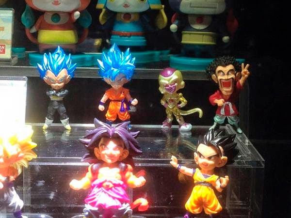 Fotos De Vegeta Color Azul: Así Es La Nueva Transformación De Goku En Dragon Ball Z