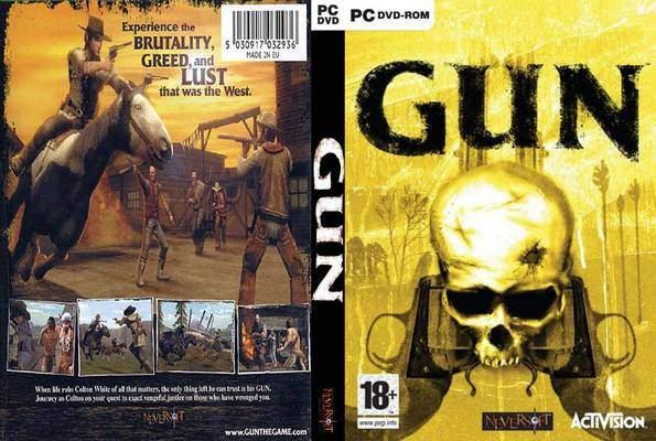تحميل لعبة رعاة البقر Gun برابط مباشر