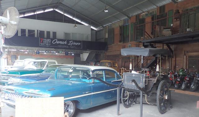 koleksi mobil klasik
