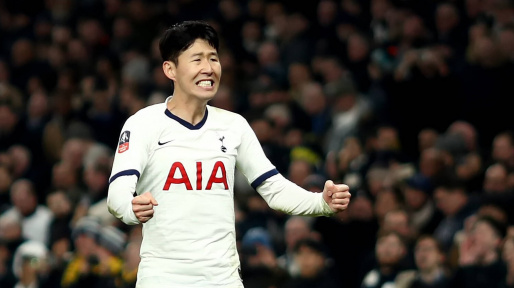Son Heung-Min to Real Madrid