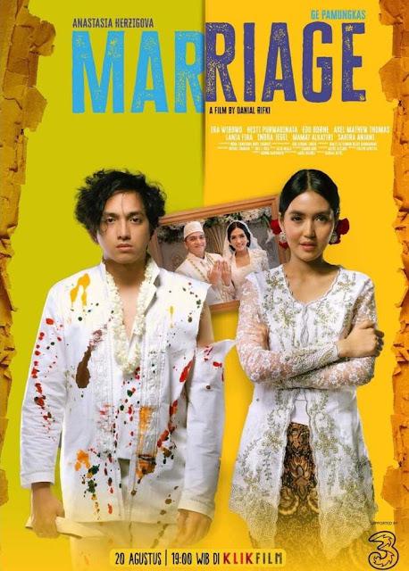 Daftar Nama Pemain Marriage Film Indonesia 2021 Lengkap