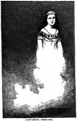 dissolving ghost