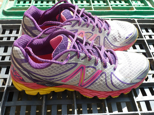 Test: New Balance W 870 Revlite v3 .