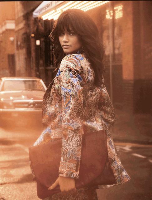 blazer mujer estampado floral 2019
