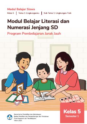 Modul Belajar Literasi Numerasi Kelas 5