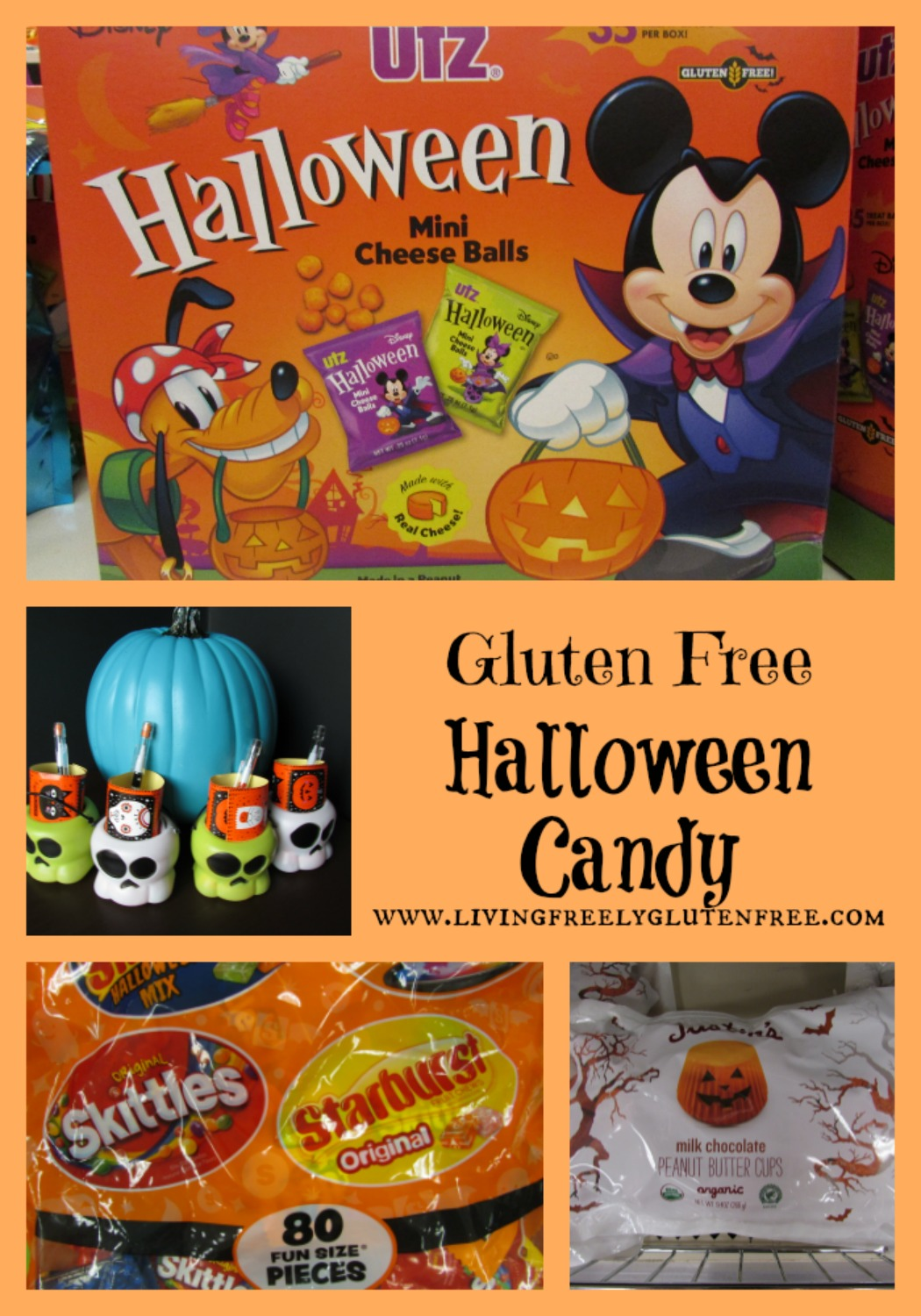 on top of being gluten free my son also doesnt get food coloring often it changes his mood dramatically however i do allow it in very small doses on - What Halloween Candy Is Gluten Free